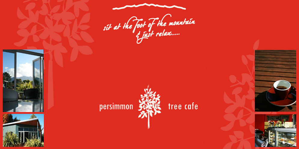 Persimmon Tree Cafe Pirongia